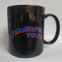 Wonderful Town China Mug